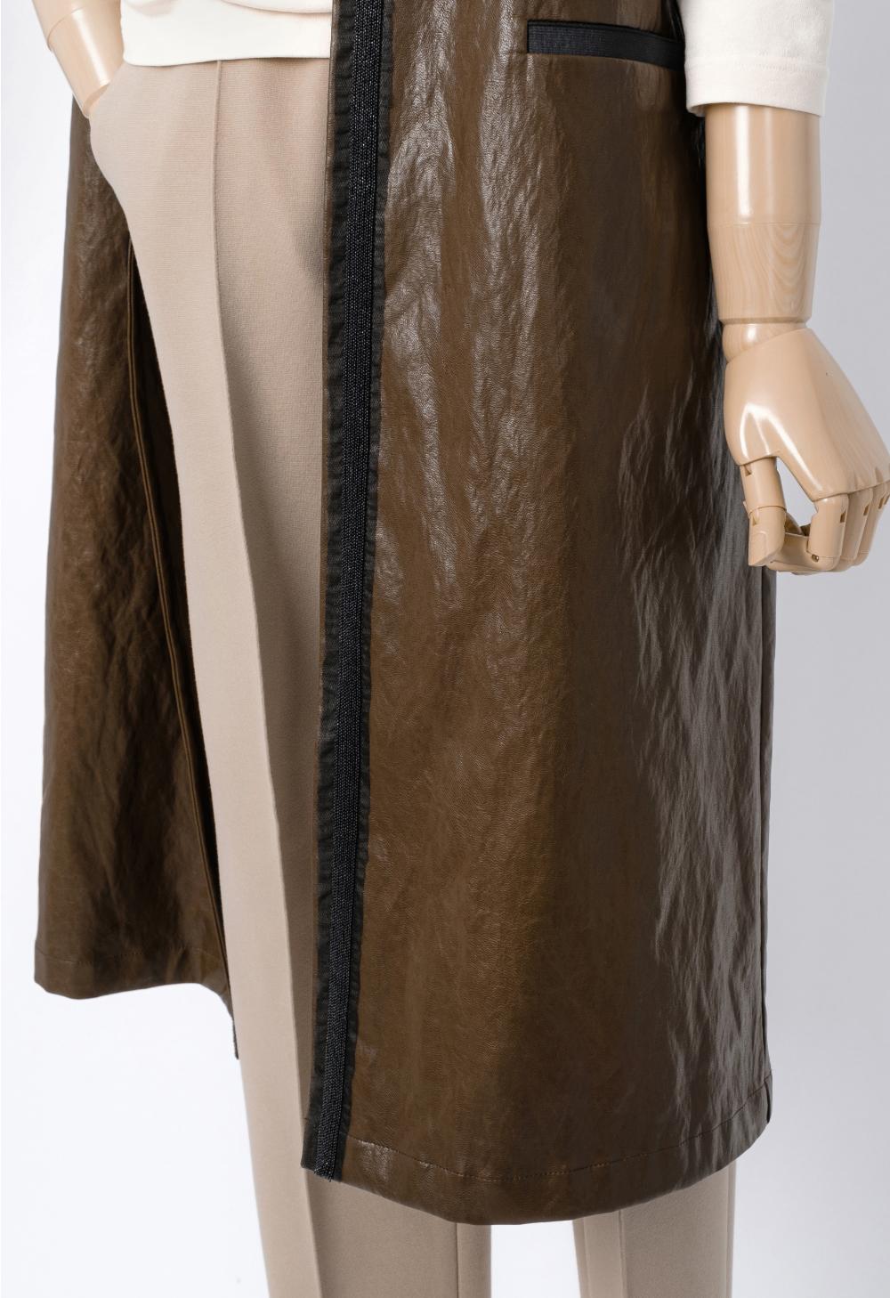 코트 모델 착용 이미지-S1L5