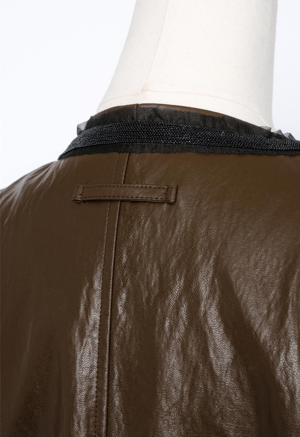 코트 카멜 색상 이미지-S1L15