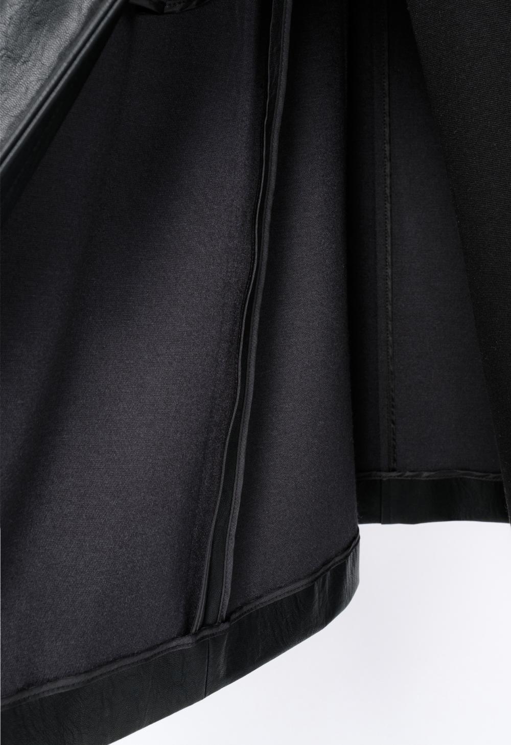 코트 모델 착용 이미지-S1L12