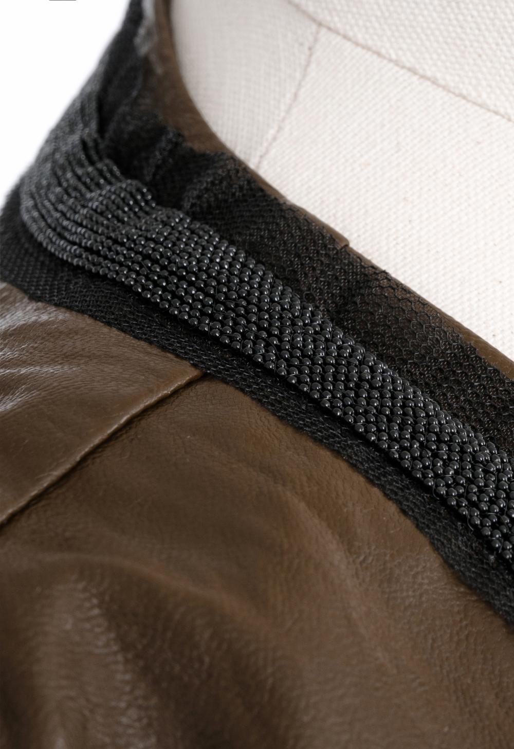 코트 차콜 색상 이미지-S1L14